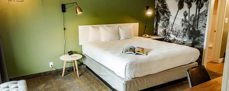 Vagabond Motor Hotel Rooms